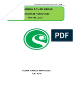 Program Renovasi Pintu Ugd (2)