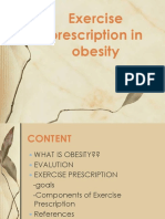 obesity exercise prescription.pptx