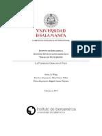 Li Wang La Presencia China en El Peru