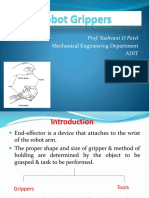 Robot Gripper YashvantPatel