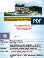 Manajemen Asn Bkd 2015