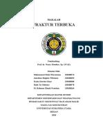 MAKALAH FRAKTUR TERBUKA.pdf