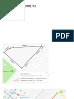 Analisis inicial de un terreno