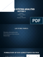 Power system analysis(Lecture 2).pdf