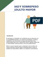OBESIDAD Y SOBREPESO EN EL ADULTO MAYOR.ppt