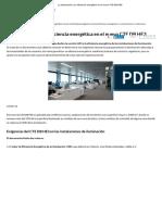 La Iluminación y Su Eficiencia Energética en El Nuevo CTE DB HE3