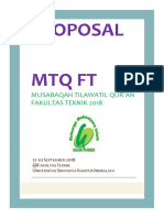 Cover MTQ FT