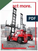 Kalmar DCG 80-100 Brochure US