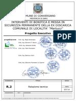 R.2 Relazione Tecnica