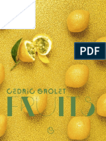 Fruits (French Edition) - Cedric Grolet
