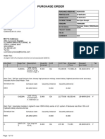 Illumina Purchase Order#4520033350
