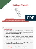 9-Analisis Gaya Dinamis-Titik pusat berat dan momen inersia massa.pdf