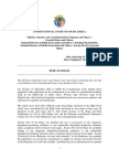 #DaggaJudgement Post-judgment Media Summary CCT 108-17 Minister of Justice and Constitutional Development