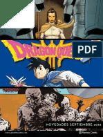 Novedades Planeta Comic SEPTIEMBRE 2018