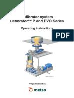 Defibrator System