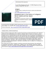 Mancini_Comparativism in the History of Religions Some Models and Key Issues
