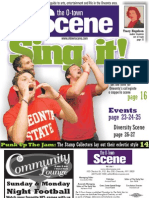 O-Town Scene - First Edition - October 7, 2010