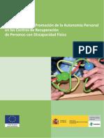 Programa de Autonomía Personal PCD