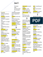 Volume II 200 Word Definitions