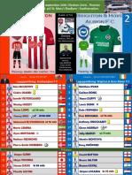Premier League week 5 180917 Southampton - Brighton 2-2