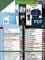 Premier League week 5 180915 Manchester City - Fulham 3-0