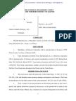Munchkin v. TOMY Int'l  - Complaint