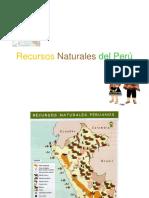 4G-PWISC4. Recursos Naturales del Perú.ppt