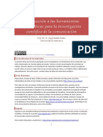 Herramientas Para La Investigacion Academica