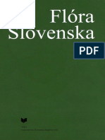 -Flora Slovenska. X_2. Taphrinales (2010)