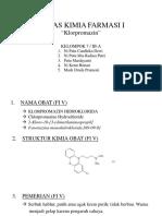 Kimfar Klorpromazin