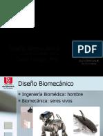 Diseño Biomecánico