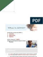 ADHD Pipit Presentasi