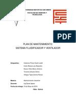 Plan de Mantenimiento de Sistema Fluidificador y Ventilador.pdf