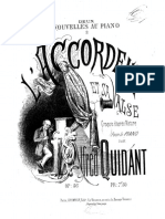 A. Quidant - L'Accordeur Et Sa Valse