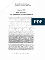 State Responsibility and Civil Reparations