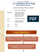 Costos Comerciales Hersil Ppt