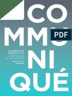 Communiqué T20 Argentina