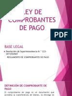LEY DE COMPROBANTES DE PAGO.pptx