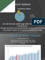 La Popolazione Italiana