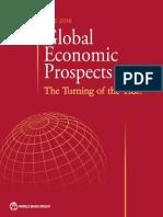 Proyección Banco Mundial 2018