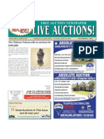 The Auction Report 10-8-10 Edition