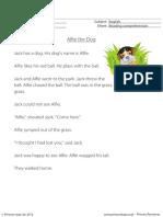 Alfie the Dog