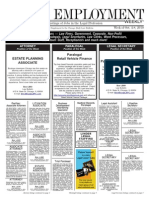 Legal Employment Weekly - October 4, 2010