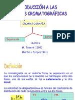 9. Introduccion a Los Metodos Cromatograficos