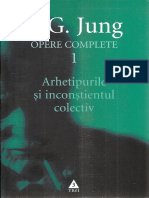 Jung 01 Arhetipurile Si Inconstientul Colectiv PDF