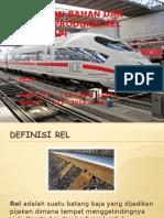 290964706 Pemilihan Bahan Dan Proses Produksi Rel Kereta API