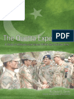 The Quetta Experience