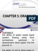 Chapter 5 - Drainage