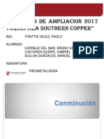 AMPLIACION TOQUEPALA 2017