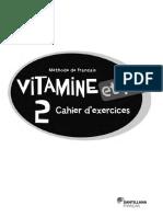 Vitamine 2 Cuaderno